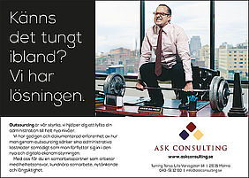 ASK Consulting stödjer Skånesport.se