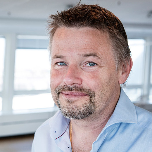 Medarbetare Staffan Rosenblad