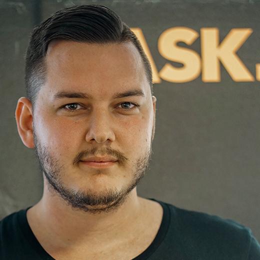 Medarbetare Jesper Forsberg