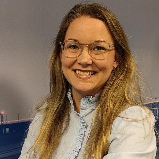 Medarbetare Anne-Lie Perlerup